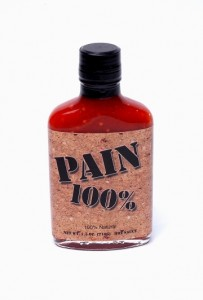 A Bottle of Pain