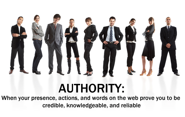 Blogging: The Rule of Authority